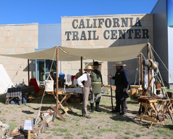 California Trail Center Event