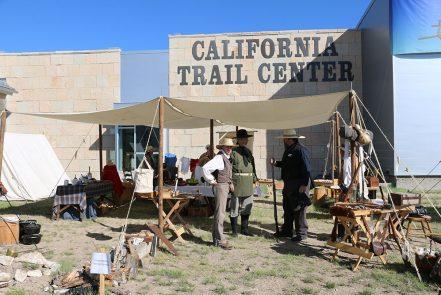 California Interpretive Center